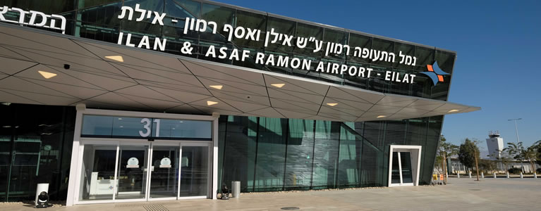 SITA provides key systems to support the smooth opening of Israel's Ramon Airport